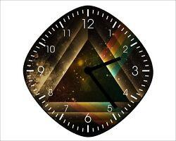 Rainbow Prism - Wall Clock