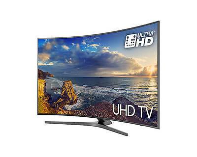 "SAMSUNG UE49MU6670 49"" Smart 4K Ultra HD HDR Curved LED TV"