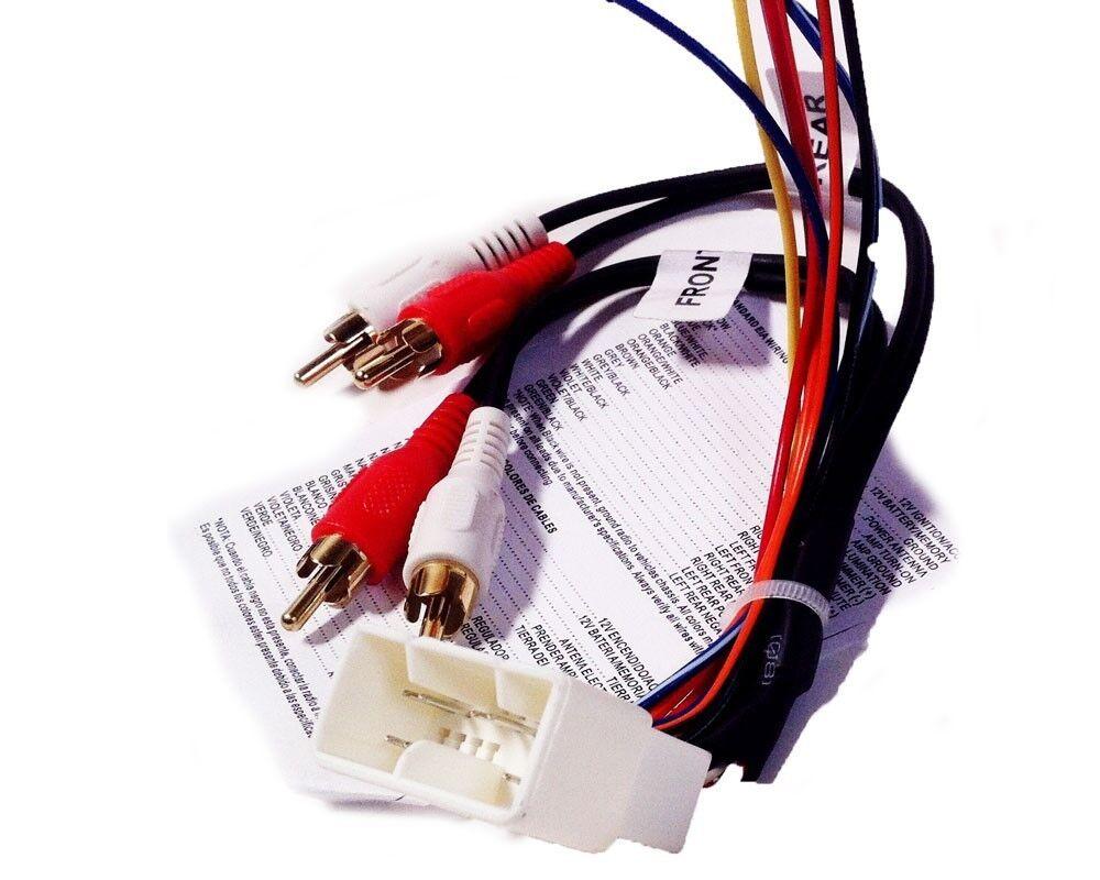 Fits Toyota w JBL Stereo Radio w Amp Wire Harness Connect Plug : Select  91-UP | eBayeBay