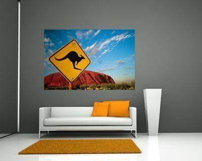 Ayers Rock (Fototapete - Ayers Rock Australien)