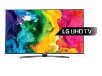 LG 65UH661V 65 Inch Smart 4K HDR Pro Ultra HD Slim TV