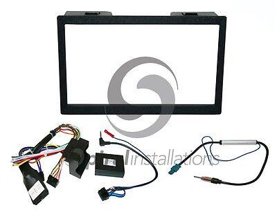 Radio Stereo Installation Dash Kit Combo DD + SWC Interface + Antenna V4
