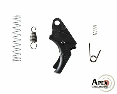 Apex Tactical S W Sd   Sd Ve Polymer Action Enhancment Trigger   Spring Kit
