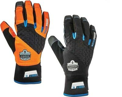 Ergodyne Proflex 818wp Thermal Waterproof Insulated Work Gloves Touchscreen