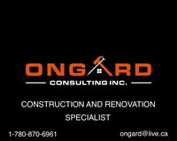 Construction and Renovation