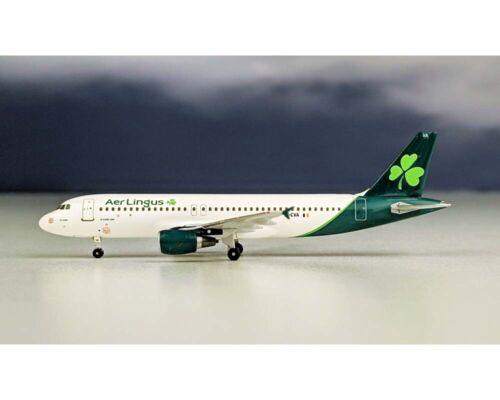 Aeroclassics ACEICVA Aer Lingus Airbus A320-2 New Hue EI-CVA Diecast 1/400 Model