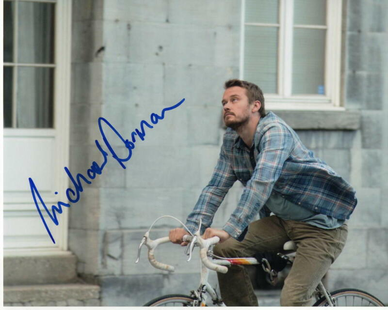 MICHAEL DORMAN SIGNED AUTOGRAPH 8X10 PHOTO - HOT, STUD, PATRIOT, FOR ALL MANKIND