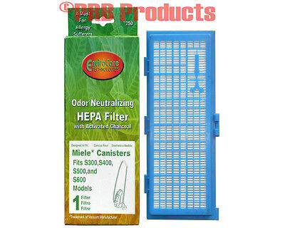 AH 30 Miele S HEPA Allergen Style Filter 4854914 Canister Va