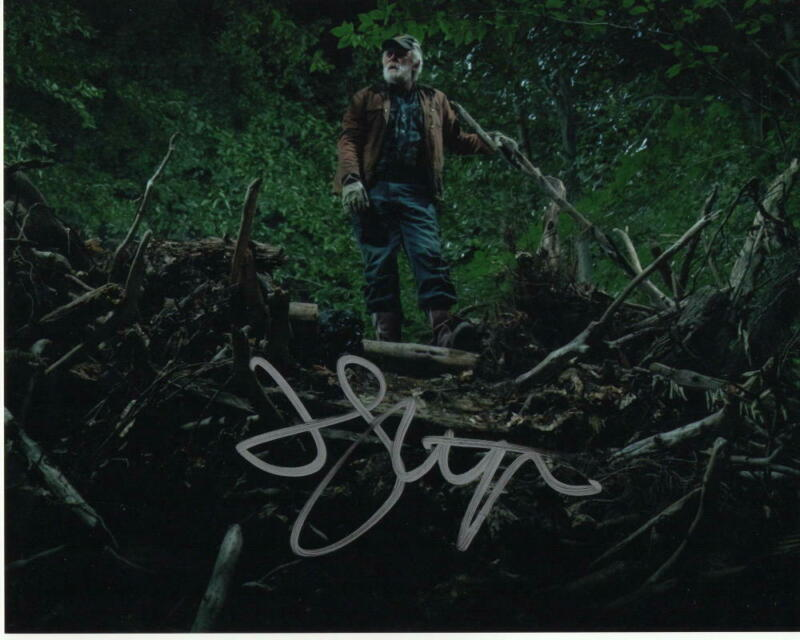 JOHN LITHGOW SIGNED AUTOGRAPHED 8X10 PHOTO - DEXTER, BOMBSHELL, PET SEMATARY