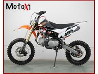 Brand new MotoX1 YX-160r Pitbike Dirtbike 160cc YX stomp WPB