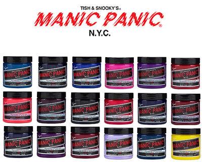 Manic Panic High Voltage Klassik Creme Formel Haarfarbe Alle Farben