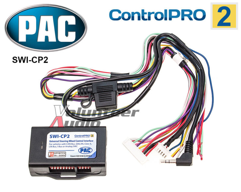 Swc Steering Wheel Control Retention Interface For Aftermarket Car Stereo Radios