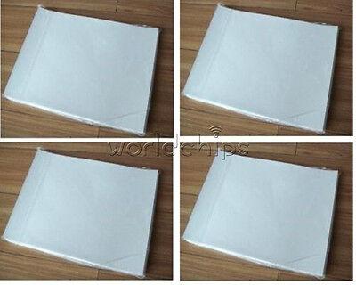 10pcs White A4 Heat Toner Transfer Paper For Diy Pcb Electronic Prototype New