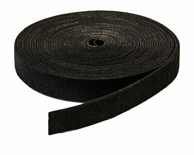 34 Inch Roll Hook And Loop Reusable Cable Ties Wraps Straps 10m 33ft