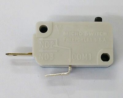 New Micro Switch V7-1a23d8 Spst-no Off - On Pin Plunger Snap Action Switch 5a