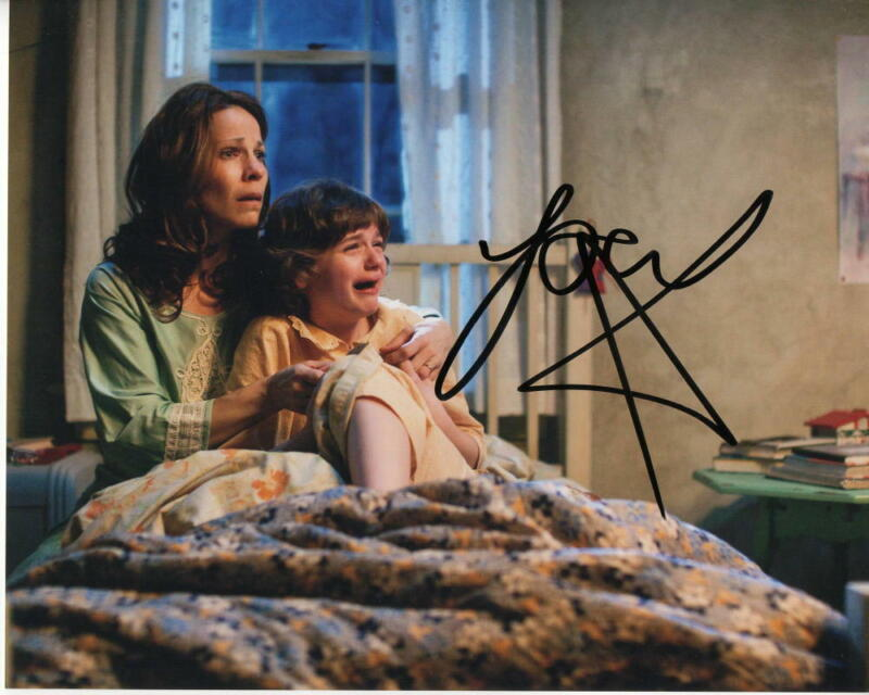 JOEY KING SIGNED AUTOGRAPH 8X10 PHOTO - THE CONJURING, LILI TAYLOR, THE ACT