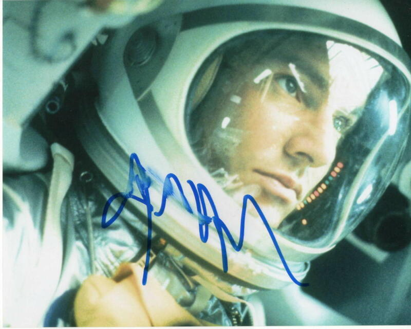 DENNIS QUAID SIGNED AUTOGRAPHED 8X10 PHOTO -JAWS 3D, THE ROOKIE, THE RIGHT STUFF