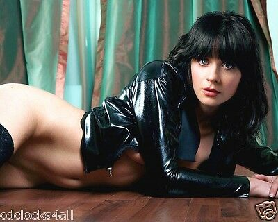 SeXy ~ Zooey Deschanel 8 x 10 / 8x10 GLOSSY Photo Picture IMAGE #8