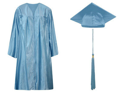 duation Cap Gown and Tassel - 13 sizes available (Graduation Cap Lights)