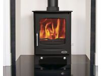 Henley Sherwood Multifuel & Wood Burning Stove Only £399
