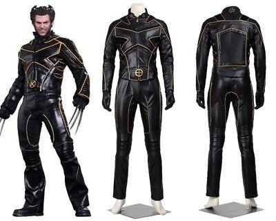 New X-Men Logan Wolverine Cosplay Costume Custom Made (New X-men Costumes)