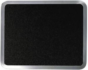 """NEW Vance Surface Saver 71215BK 12x15"""" Built-in Tempered Glass Cutting Board Colour: Black Condition: New"""