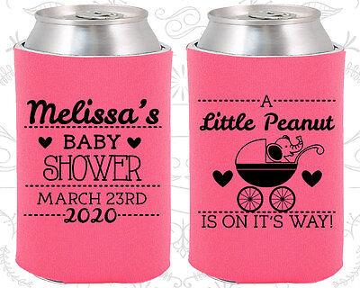 Baby Shower Ideas Boys (Baby Shower Koozies Koozie Ideas (90028) Little Peanut, Elephant, Baby)