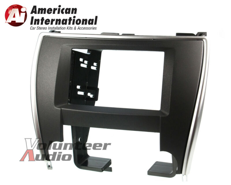 American International TOYK978 Dual Din Dash Kit for 2015 - UP Toyota Camry