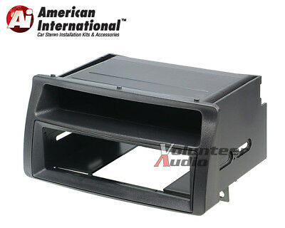 American Dash Trim - Toyota Corolla Car Stereo Radio Installation Trim Bezel Panel Install Dash Kit