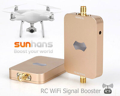Sunhans SH-RC58G2W 2W 5.8GHz eSunRC Booster, 1-3 day shipping, US Distributor