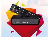 IPTV SET-TOP BOX MAG254 (Used)
