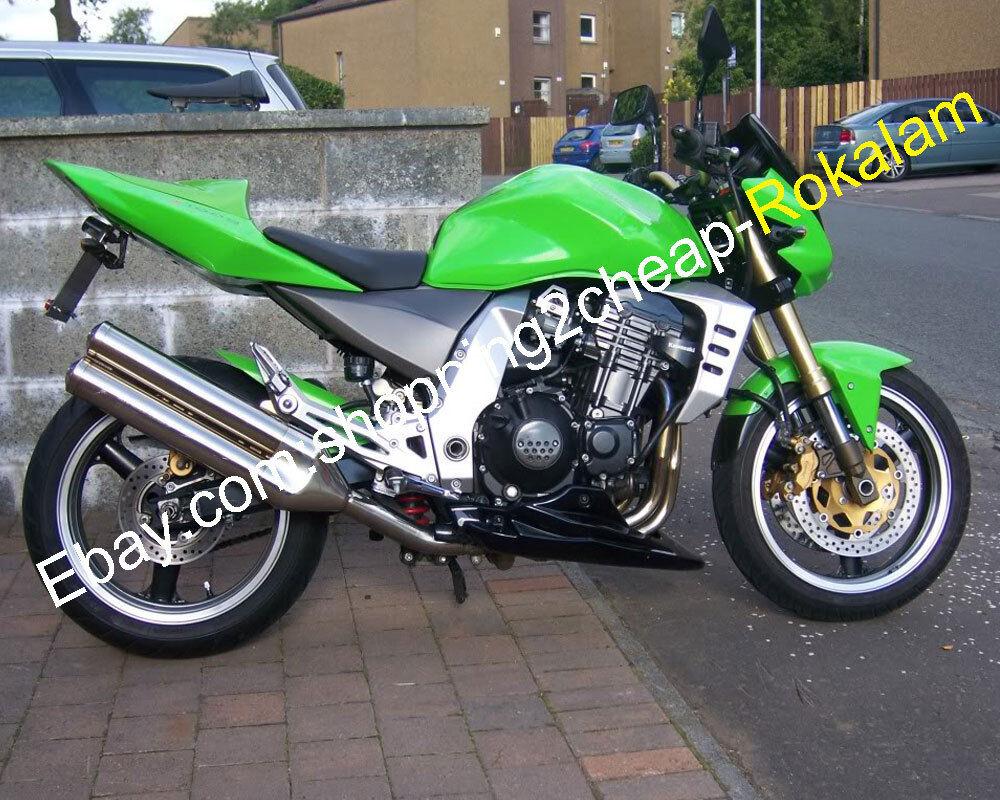 For Kawasaki Z1000 2003 2004 2005 2006 Z 1000 Green Bodywork