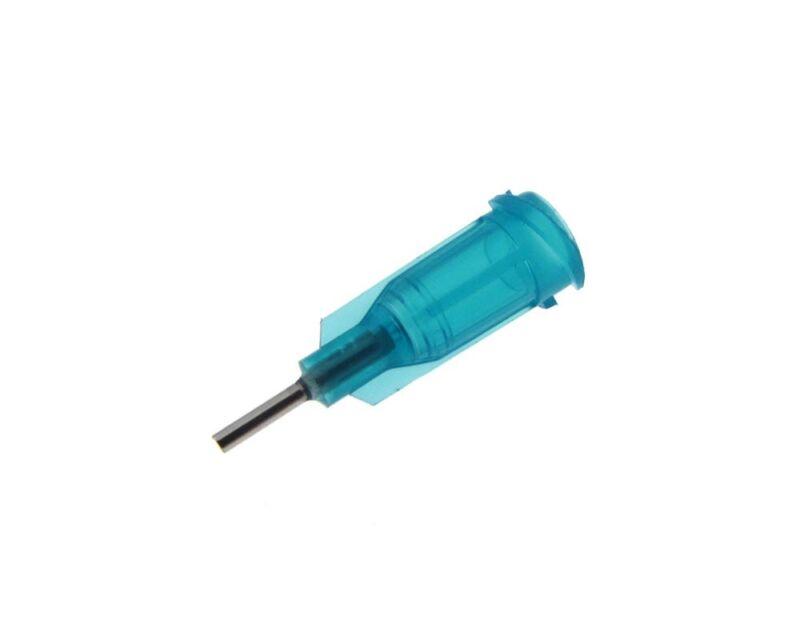 20pcs Glue solder paste dispensing needle tip 18G Threaded Luer Lock 23.5mm