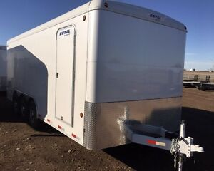2016 RoyalCargo CHTR60-820 Enclosed Cargo Trailer