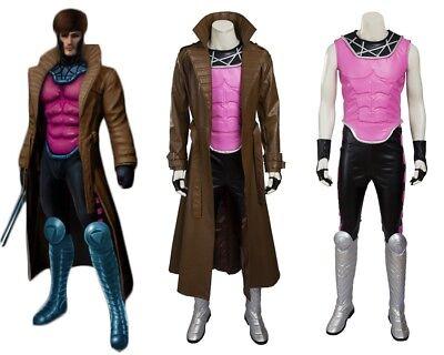 X-Men Remy Etienne Gambit Cosplay Costume Custom - Gambit Kostüm