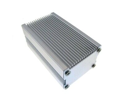 Aluminum Project Box Enclosure Diy 6045100mm Silver