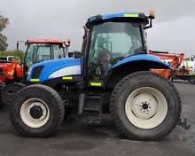 NEW HOLLAND TS100A TRACTOR Hexham Newcastle Area Preview