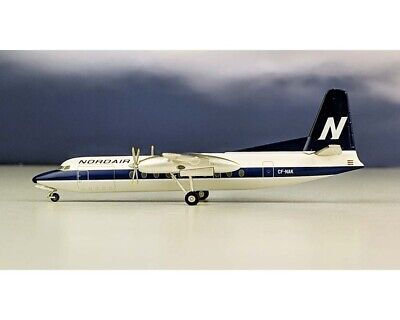 AEROCLASSICS NORDAIR Fokker FH-227 O/C CF-NAK 1:200 Scale AC219451, used for sale  Grass Valley