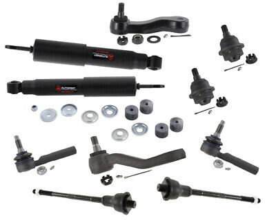 Front End Kit Chevrolet Avalanche Suburban 2500 Shock Absorber Rack Ends Balls