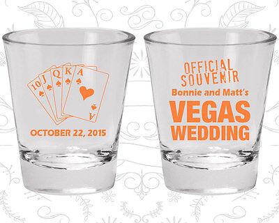 Personalized Shot Glasses Wedding (Wedding Shot Glasses Personalized Shot Glass (65) Las Vegas Wedding)