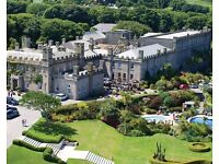 HOTEL OFFER!! A 2 NIGHT STAY FOR 2 GUESTS AT TREGENNA CASTLE RESORT, St. IVES CORNWALL (RRP £350)