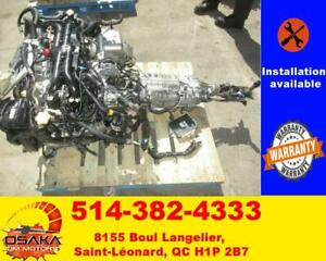 2010-2012 subaru legacy GT 2.0l turbo Engine 6 Speed EJ255 Legacy GT BM5 BM9