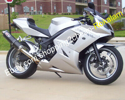 For Triumph Daytona 600 650 Fairing 2003 2004 2005 Daytona650 Gray ABS Body Kit