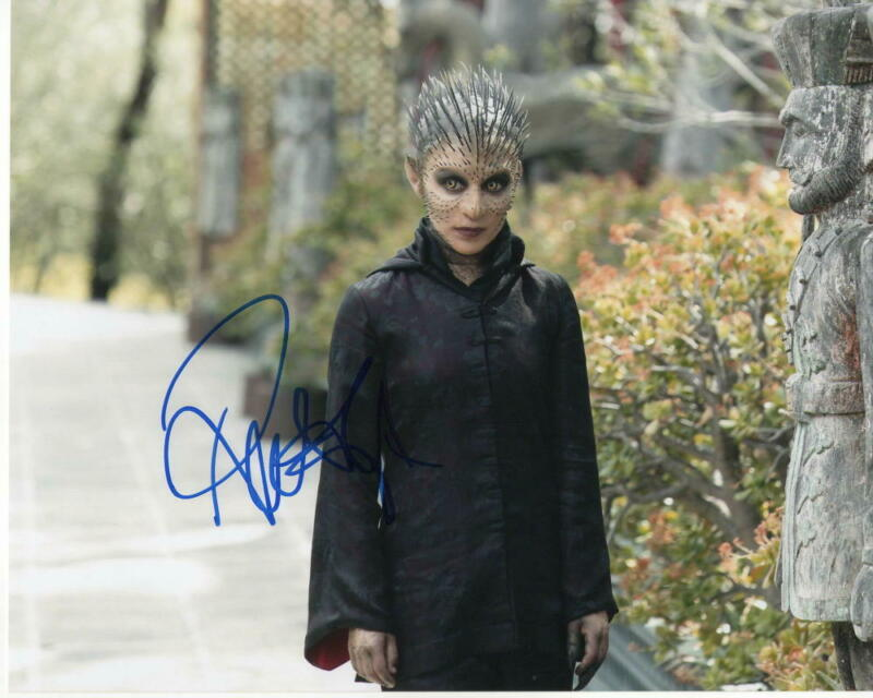 RUTH NEGGA SIGNED AUTOGRAPH 8X10 PHOTO - AD ASTRA, PREACHER, AGENTS OF SHIELD