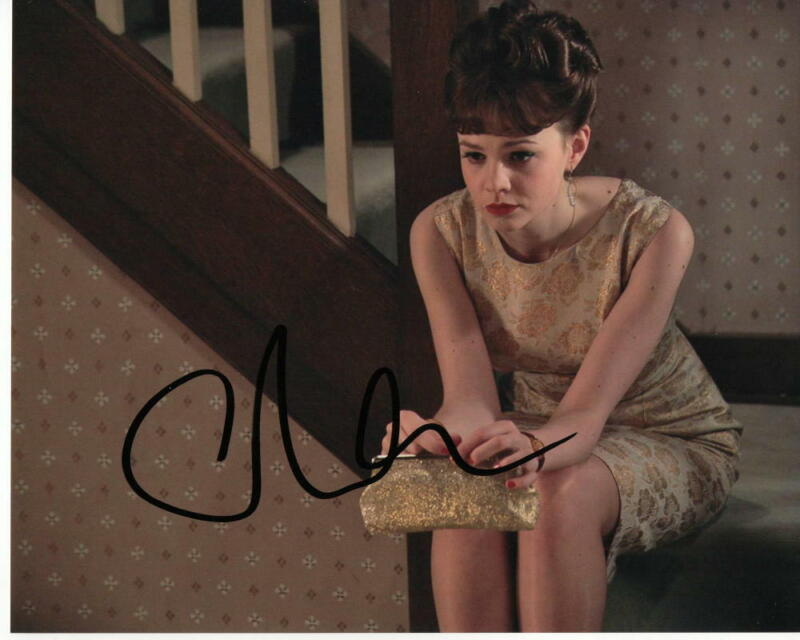 CAREY MULLIGAN SIGNED AUTOGRAPHED 8X10 PHOTO -  BEAUTIFUL, SEXY THE GREAT GATSBY