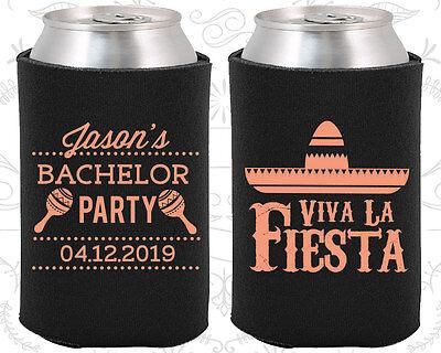 Bachelor Party Koozies Koozie Favors Ideas (40001) Viva La Fiesta, Mexican (Fiesta Party Ideas)