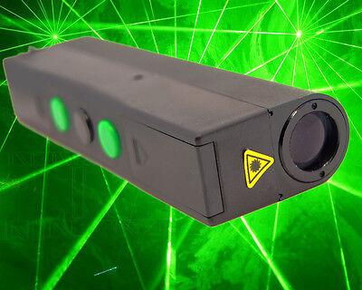 Dual Heads 532nm 2100mw Green Laser Swordlaserman Showbright Thick Green Beam