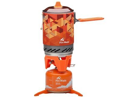 (Fire Maple Stove Camping Portable Cooking System Propane Gas Burner)