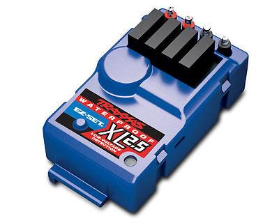 Traxxas 3024R *** Fahrregler XL2.5 mit Low Voltage Detection - Neuware/Ovp Low Voltage Detection
