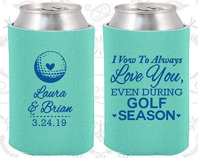 Wedding Favor Koozies Cheap Beer Can Koozie Ideas (305) Golf Wedding - Cheap Wedding Favors Ideas